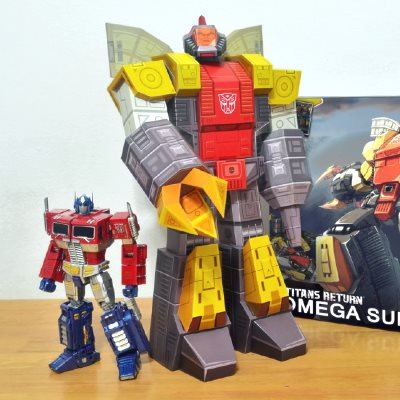 Omega Supreme