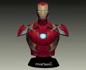 Iron Man Mark-46