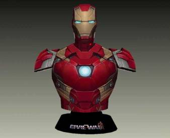 Iron Man Mark-46