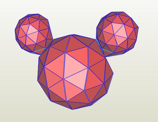 Logo Mickey Mouse