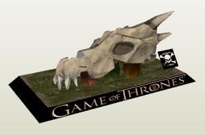 Diorama Game of Thrones