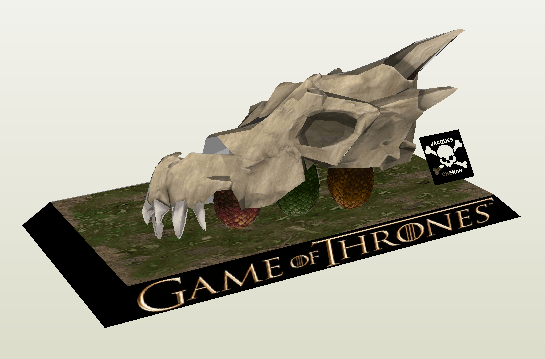 Diorama Game of Thrones