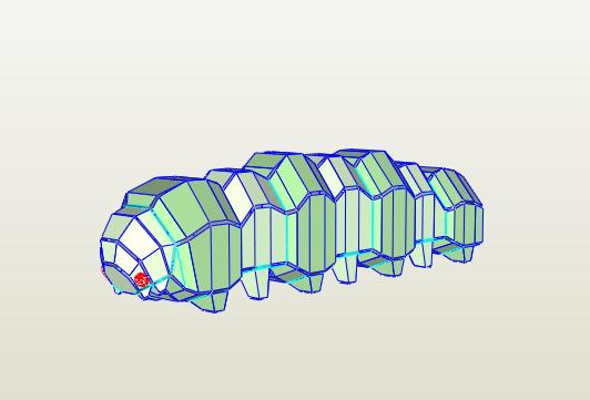Origa papercraft