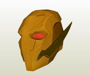 Máscara Flash Reverso