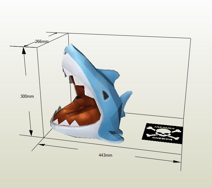 Cabeza de tiburón