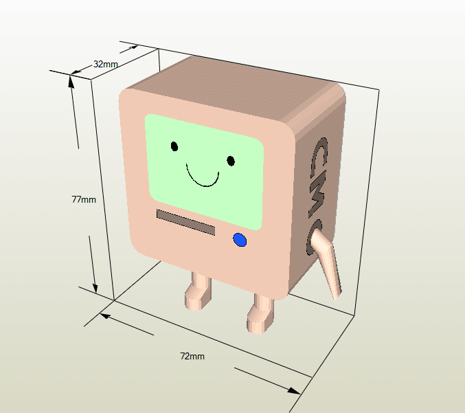 CMO Papercraft
