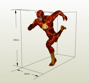 Flash Papercraft