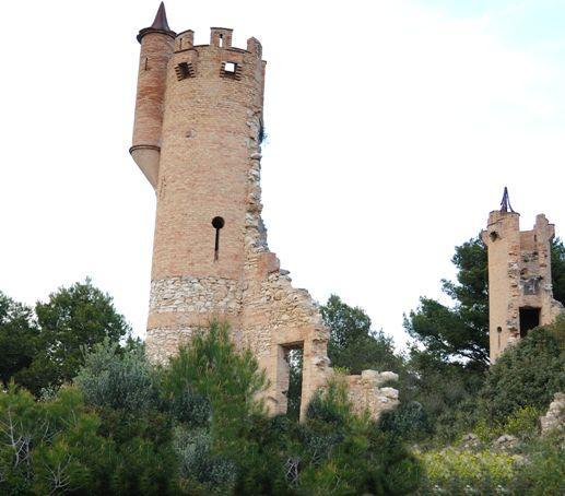 castillo de la muga