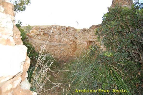 lo que fue el cementerio de jafra