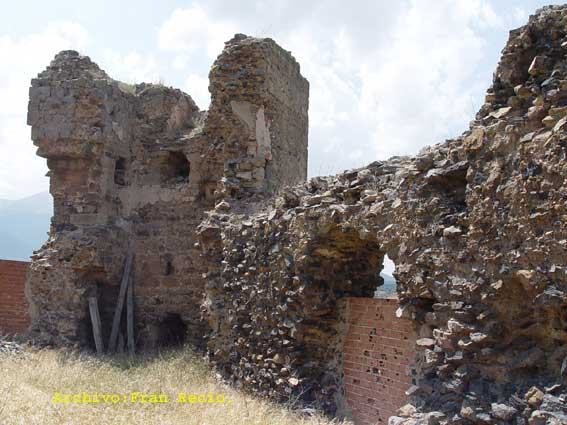 El castillo de Trasmoz se alzó imponente en su día, testigo mudo del verdadero secreto