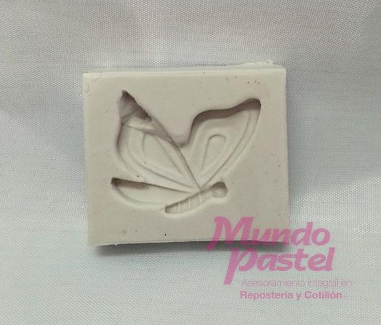 Molde de silicona mariposa (210)