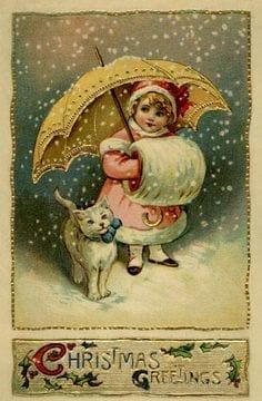 postal navideña 2