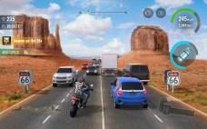 Moto Traffic Race 2 APK MOD imagen 3