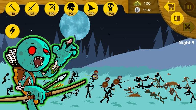 Stick War Legacy APK MOD imagen 3