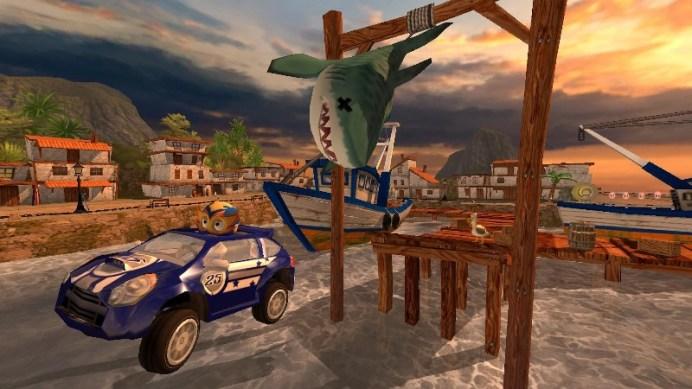 Beach Buggy Racing APK MOD imagen 5