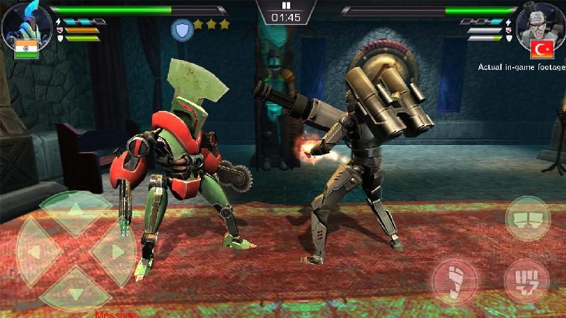 Clash Of Robots APK MOD imagen 4