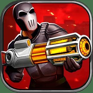 Flat Army: Sniper War APK MOD