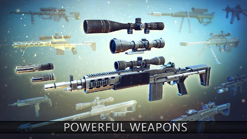 Last Hope Sniper - Zombie War APK MOD imagen 2