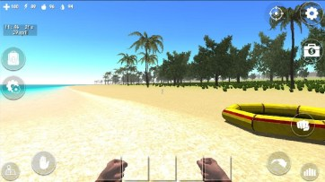 Ocean Is Home Survival Island APK MOD imagen 1