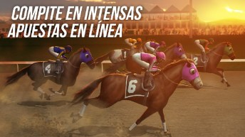 Photo Finish Horse Racing APK MOD imagen 2