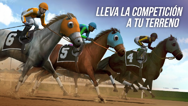Photo Finish Horse Racing APK MOD imagen 3