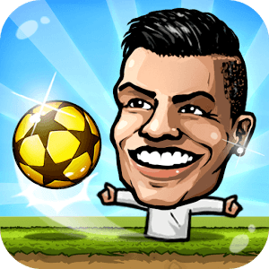 Puppet Soccer Champions APK MOD