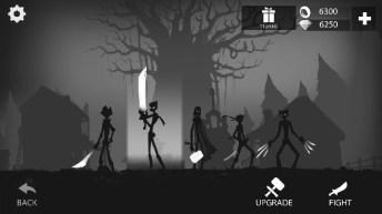Stickman Run Shadow Adventure APK MOD imagen 2