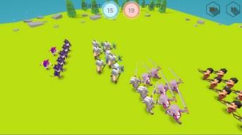 Tactical Battle Simulator APK MOD imagen 4