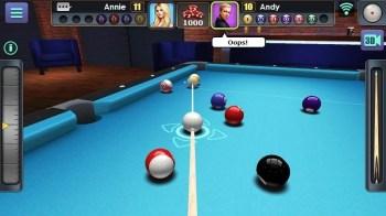 3D Pool Ball APK MOD imagen 1