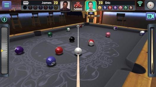 3D Pool Ball APK MOD imagen 4