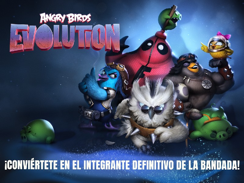 Angry Birds Evolution APK MOD imagen 4