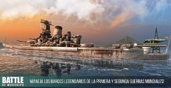 Battle of Warships APK MOD imagen 3
