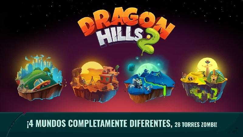Dragon Hills 2 APK MOD imagen 5
