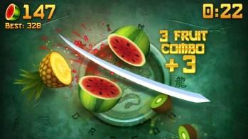 Fruit Ninja APK MOD imagen 2