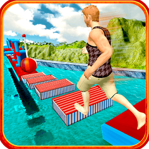 Stuntman Water Run APK MOD