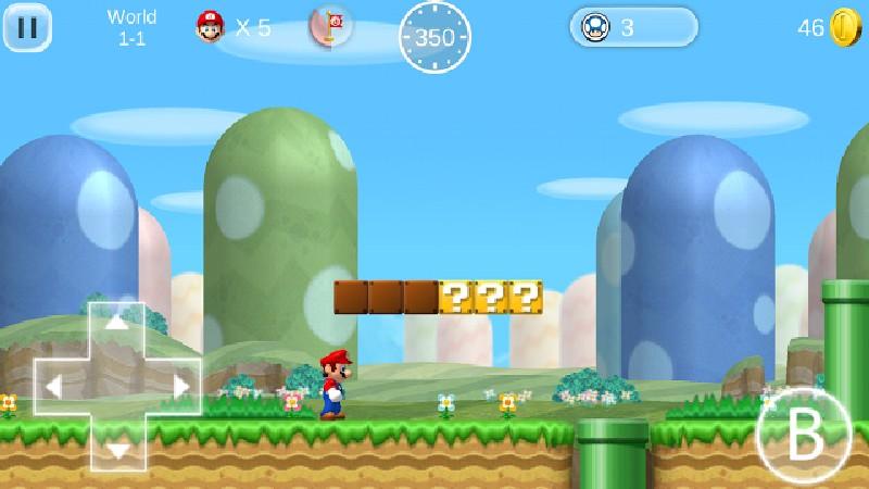 Super Mario 2 HD APK MOD imagen 1