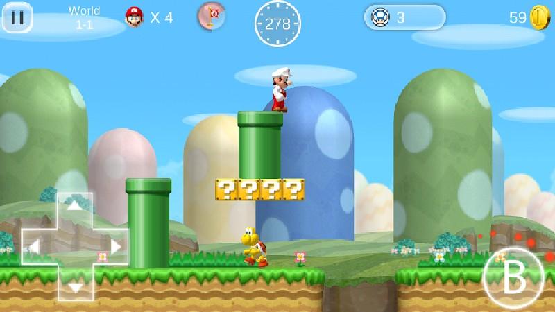 Super Mario 2 HD APK MOD imagen 3