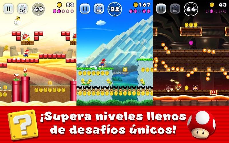 Super Mario Run APK MOD imagen 1