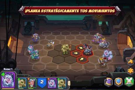 Tactical Monsters Rumble Arena APK MOD imagen 1