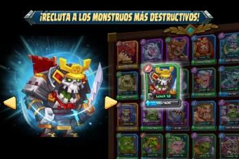 Tactical Monsters Rumble Arena APK MOD imagen 2