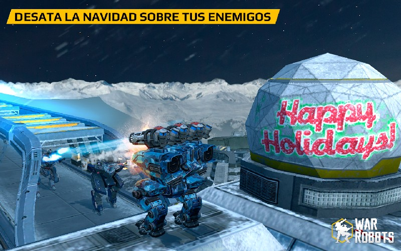 War Robots APK MOD imagen 1