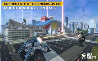 War Robots APK MOD imagen 4