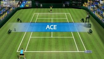 3D Tennis APK MOD imagen 2