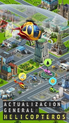 Airport City Airline Tycoon APK MOD imagen 1