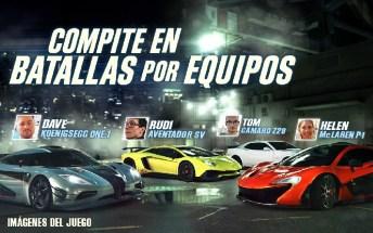 CSR Racing 2 APK MOD imagen 4