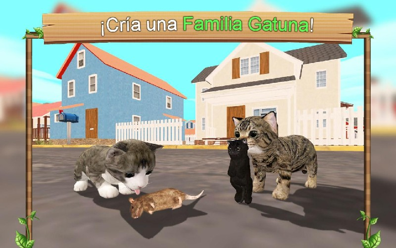Cat Sim Online APK MOD imagen 1