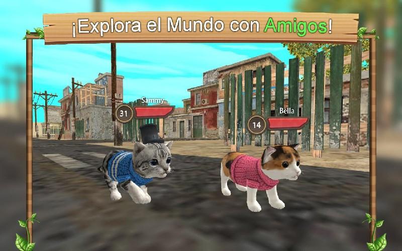 Cat Sim Online APK MOD imagen 4