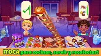 Cooking Craze APK MOD imagen 1