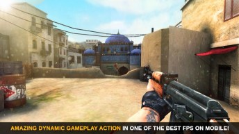Counter Attack - Multiplayer FPS APK MOD imagen 2