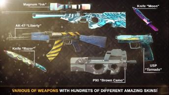 Counter Attack - Multiplayer FPS APK MOD imagen 3